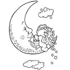 Small Picture Top 10 Free Printable Moon Coloring Pages Online