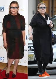 carrie fisher 2014.  Carrie Carrie Fisher Lose Weight 35 Pounds Star Wars Episode Vii Harrison Ford Intended Carrie Fisher 2014 C