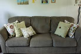 Home Ideas | Couch Pillow Update