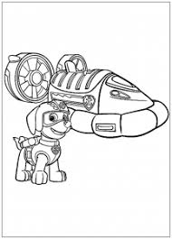 Interactive online coloring pages for kids to color and print online. Paw Patrol Free Printable Coloring Pages For Kids