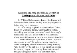 romeo and juliet fate and destiny essay write an essay college  realization for <em>romeo< em> <em><em>