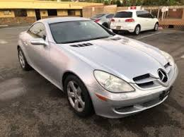 Slk 230 convertible 4 cylinder kompressor convertible working in japan import clean hello, i have a used mercedes benz slk class that i am selling. Used Mercedes Benz Slks For Sale Truecar