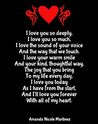 I Love You With All My Heart Quotes Adorable Pin By Missy Warrix On Quotes Pinterest Relationships Poem And