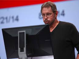 Larry Ellison won't get any new equity unless he gets Oracle's stock up to  $80 - Business Insider