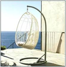 patio egg chair hanging chair for outdoors hanging egg chair rays outdoors hanging egg patio chair
