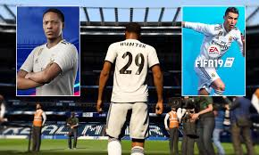 FIFA 19 Alex Hunter moves to Real Madrid for Champions ...