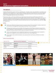 Letter Of Recommendation Not Submitted Arts Supplement Instructions 2014 2015 By Kyle Briscoe Issuu