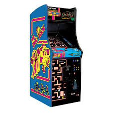 Ms Pacman Cabinet Buy Ms Pac Man Galaga Arcade Game Online At 2999