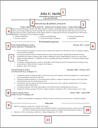 How To Make Your Resume Stand Out Custom How To Get Started To Create A Great Business Analyst Resume Joe