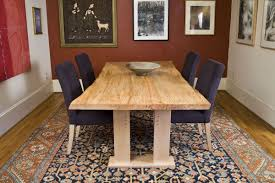 Maple Kitchen Table And Chairs Custom Made Ambrosia Maple Dining Table Live Edge By Fredric Blum