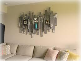 diy unique wood wall decor panels