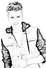 Small Picture justin bieber coloring pages Google Search Recipes to Cook