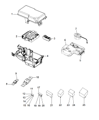 95 Ford Explorer Fuse Box Diagram