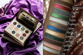 storybook cosmetics wizardry and witchcraft eyeshadow palette makeup shakeup official
