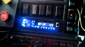 volvo wheeler truck radio install final 1998 volvo 18 wheeler truck radio install final
