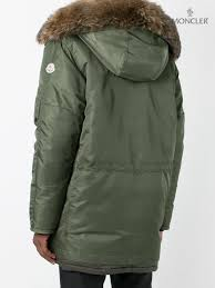 Mens Parka Moncler Coats Ronier  Coat Joy