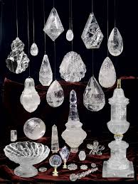 the world of design specializes in rock crystal a natural material formed over a million years mined from the earth we are one of the nations strongest