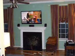 mounting tv over gas fireplace of best wall mount tv over fireplace plasma lcd installation mounting
