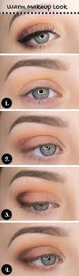 pretty smoky eye makeup tutorial