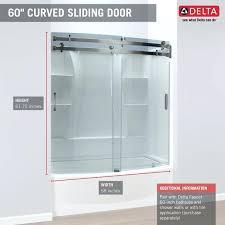 60 inch glass shower doors only at home depot 60 glass shower doors