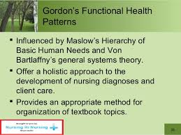 Functional Health Patterns Health Pattern Gordon Term Paper Academic Service Wqcourseworkyujw