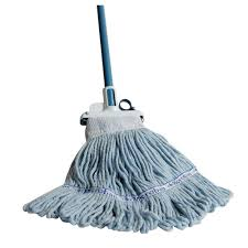 Quickie Wet String Mop with Microban 23MB1 The Home Depot