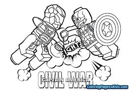Marvel Coloring Sheets Pages And Friends Superhero Online Avengers