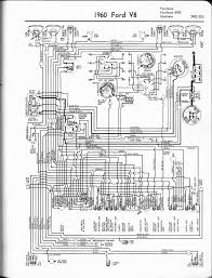 57 65 ford wiring diagrams 1960 v8 fairlane 500 galaxie