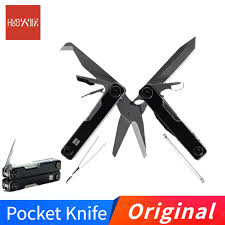 Original <b>HUOHOU</b> MINI <b>Multi</b>-<b>Function Knife Pocket</b> Folding <b>Knife</b> ...