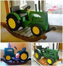 view in gallery john deere rocking tractor wonderfuldiy incredible diy john deer rocking tractor