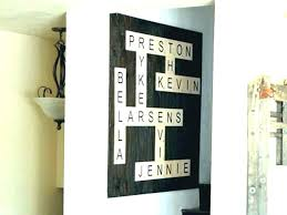 large letter k wall decor letters m medium size of rustic metal impression accordingly corrugated