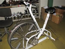 fan exercise bike. exercise bike, repco fitted with guarded fan bike