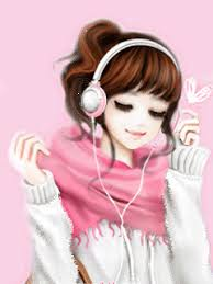 Image result for pics of animated girl