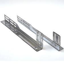 Buy Garage Door Flag Bracket (Pair) Online | Preferred Doors
