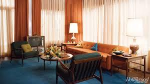 Living  Retro Furniture Modern Retro Combination Retro Living - Modern retro bedroom