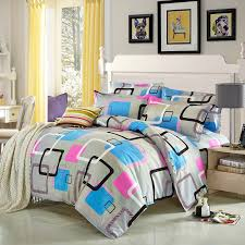 high fashion bedding set kids bedding set include cotton bed sheets duvet covers ikea bed pillow case free in bedding sets from home garden