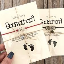 Amazon Will You Be My Godparents Gift Set Of 40 Wil You Be My Gorgeous Godparents Love Quote In English