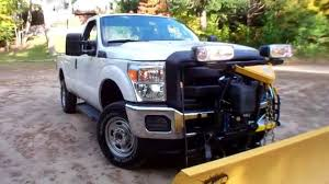 Best Price 2013 Ford F-250 4x4 Plow Truck for sale near Portland ME ...
