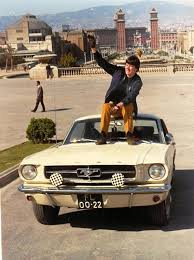 Tony Ronald Ford Mustang   COCHES CLASICOS DE HOY