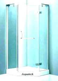 small shower stall kits for mobile homes stalls and installation complete corner with seat
