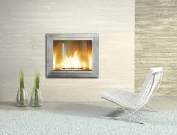 Dual Fuel Ventless Fireplace Corner Combo In Apple Spice Finish Ventless Fireplaces