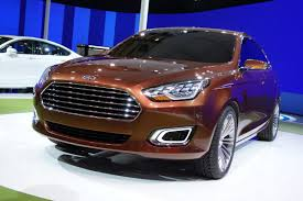 Ford Escort Concept pictures | Ford Escort Concept revealed | Auto ...