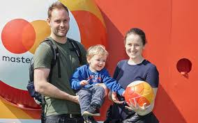 Mastercard Priceless Surprises Vending Machine Fascinating How Mastercard Are Promoting Family Time Through Football