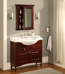 Bathroom Vanity Depth Narrow Depth Bathroom Vanity With Sink Shallow Depth Bathroom