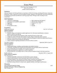 6 Software Development Resume Mbta Online