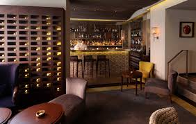 The design of the bar is almost as tasty as the spicy cocktails; comfy  armchairs, polished tables and muted lighting add to the general ambiance  of the ...