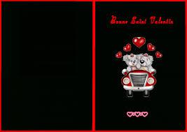 Carte De St Valentin Carte Saint Valentin Intended For Carte De St Valentin A