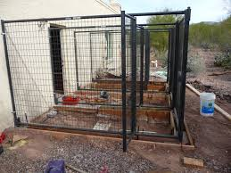 do it yourself dog kennel
