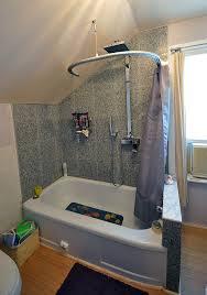 innovative bathroom curtains ikea decorating with kvartal shower curtain for dormered bathroom ikea hackers ikea