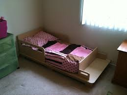 kidkraft modern toddler bed    hayneedle